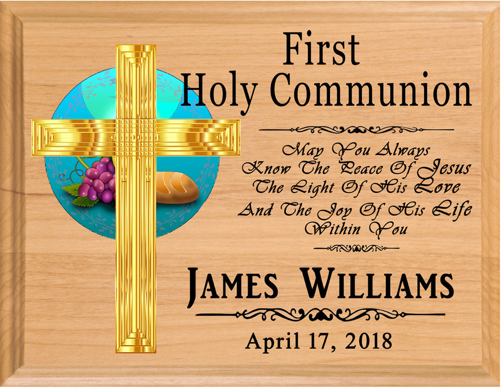 First Communion Personalized Gifts