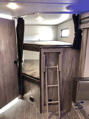 "Alpha Wolf, 26DBH, 9.6m (31' 6""), bunkhouse, up to 10 berth, 2 entry doors - Select Caravans Limited"