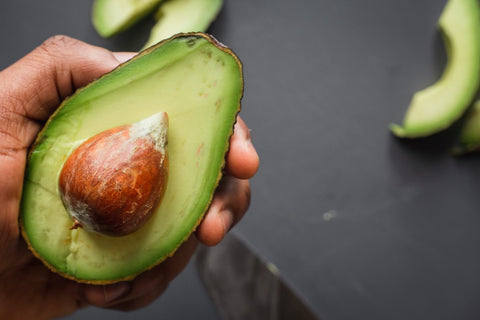 Avocado; royalty free photo courtesy of Unsplash