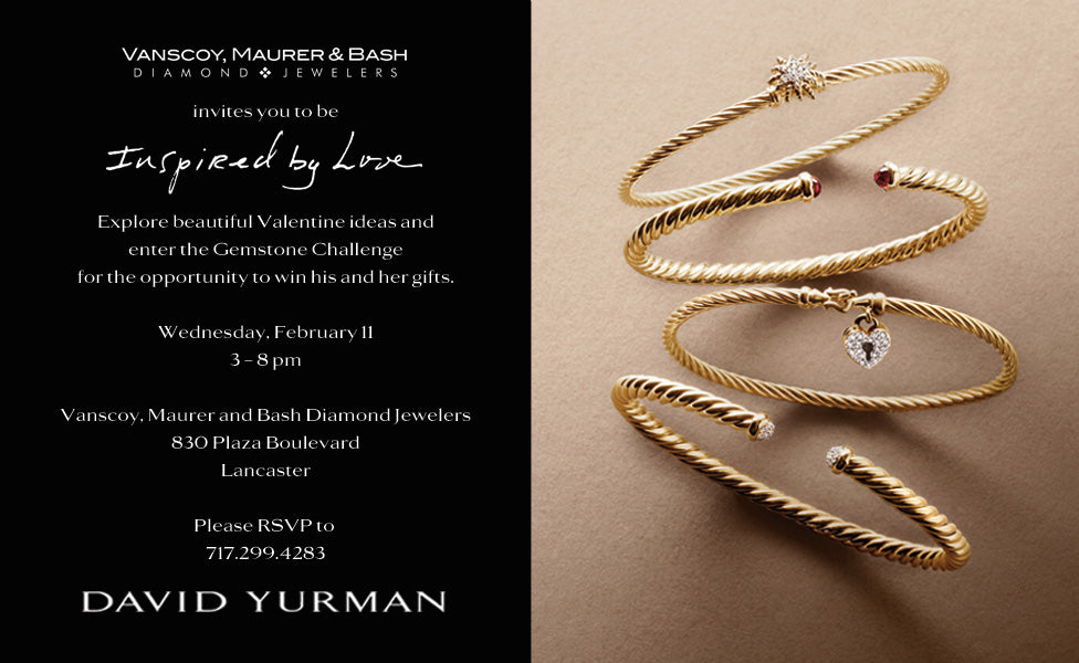 David Yurman's Inspired By Love Event