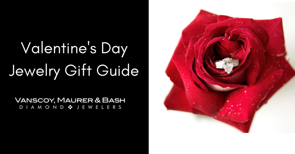 Fine Jewelry Gift Ideas for Valentine's Day