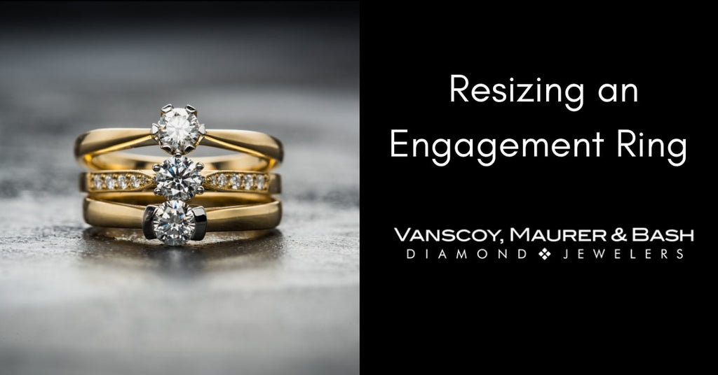 What You Should Know About Resizing an Engagement Ring