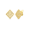 Roberto Coin Byzantine Barocco Small Stud Earrings