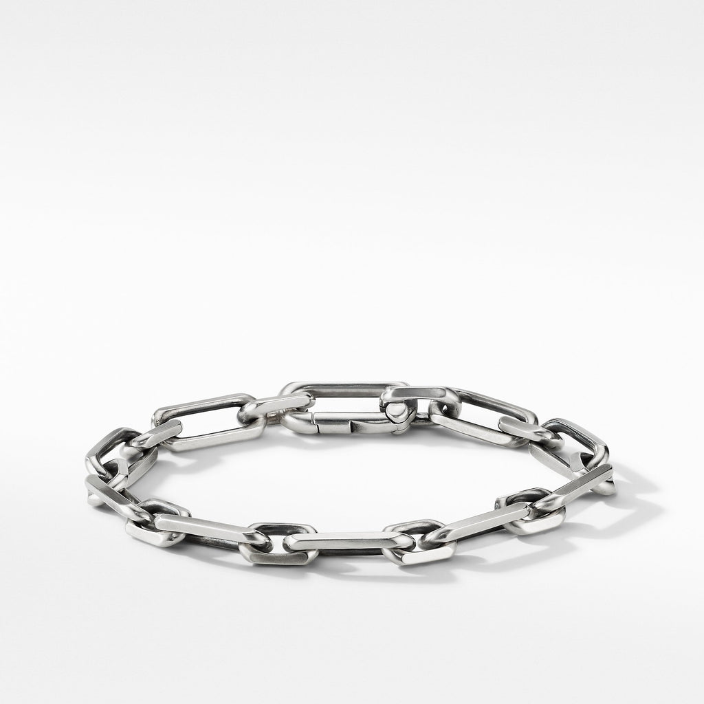 The Chain Collection Elongated Open Link Chain Bracelet