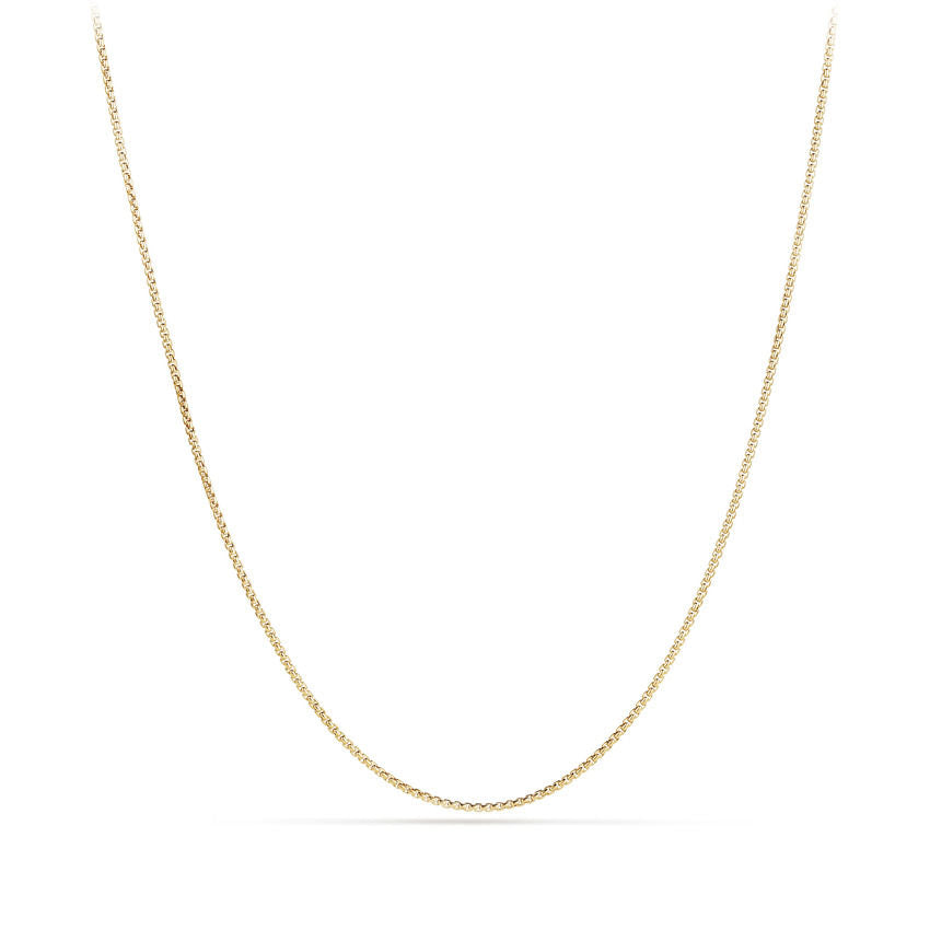 Chain Necklace in Gold