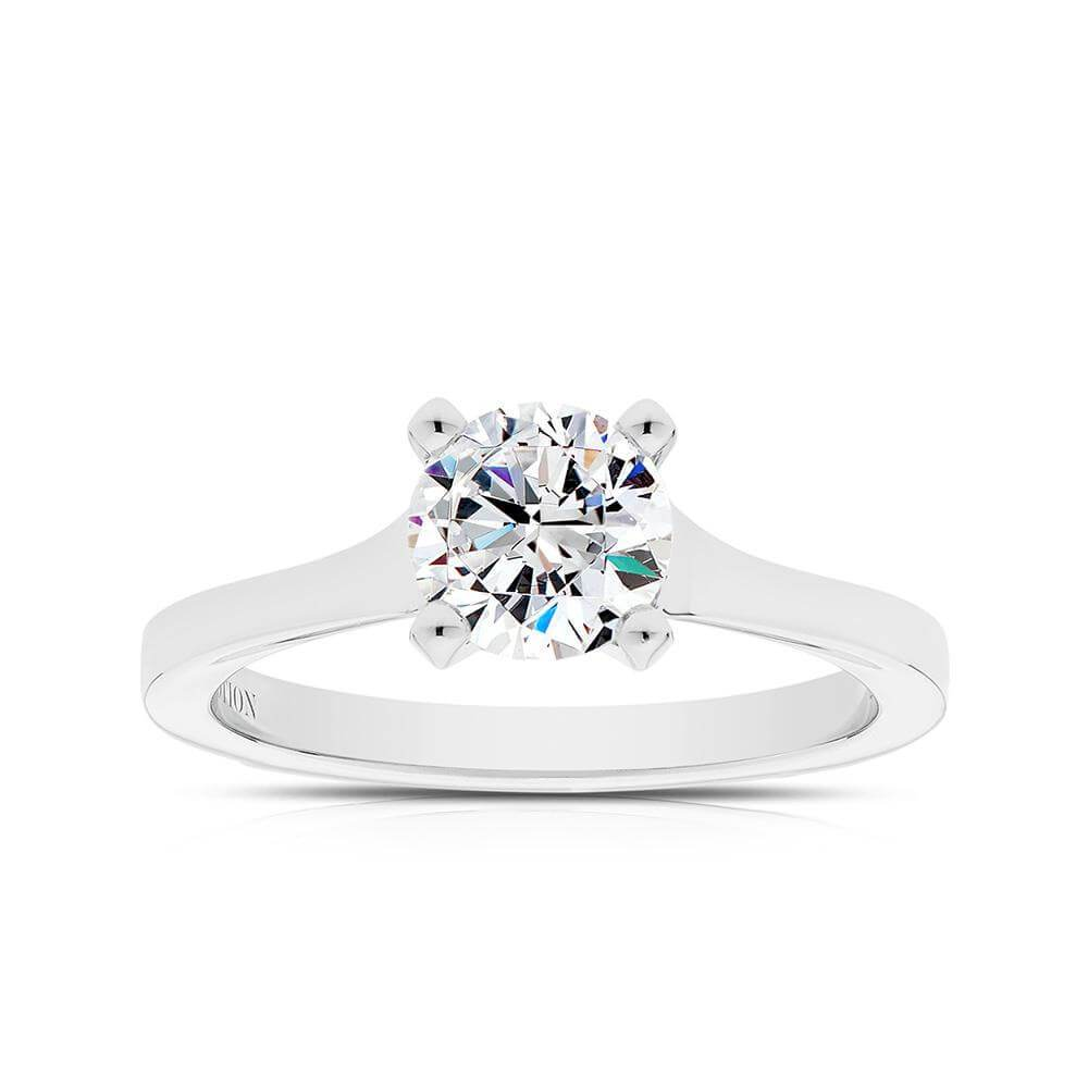 Devotion with Forevermark Engagement Ring