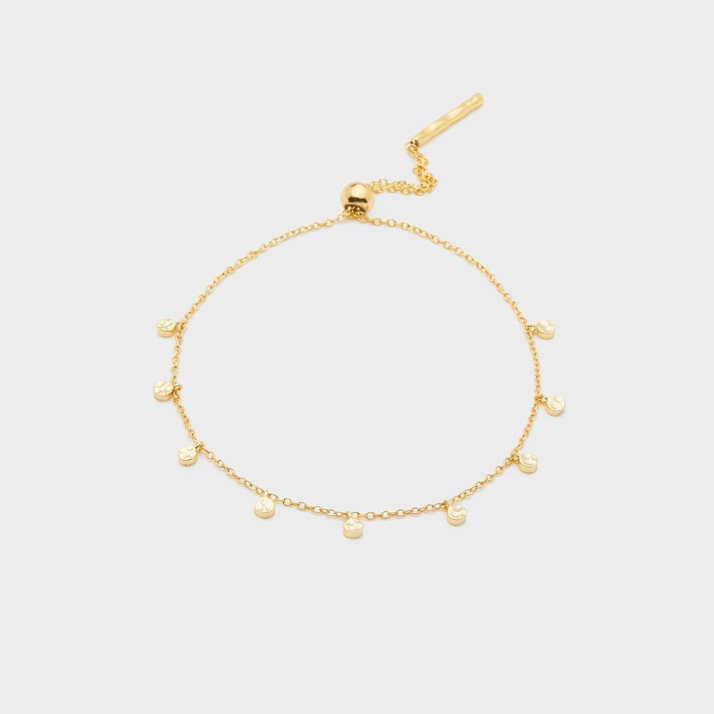 Chloe Mini Bracelet, Gold