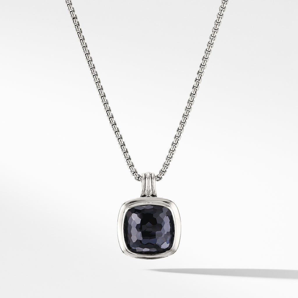 Albion® Pendant with Black Orchid