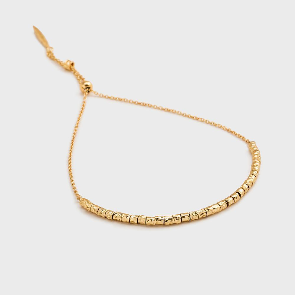 Laguna Adjustable Bracelet, Gold