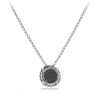 Chatelaine® Pendant Necklace with Blue Topaz