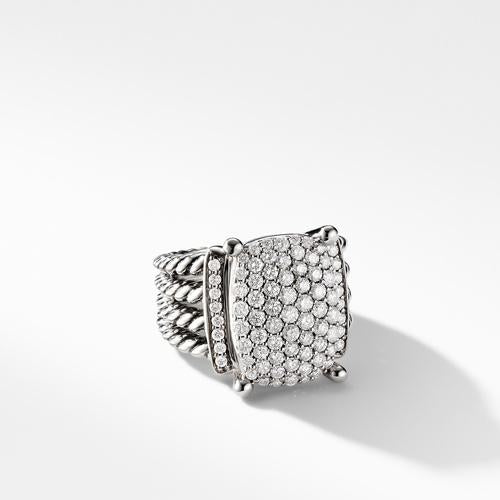 Wheaton® Ring with Diamonds