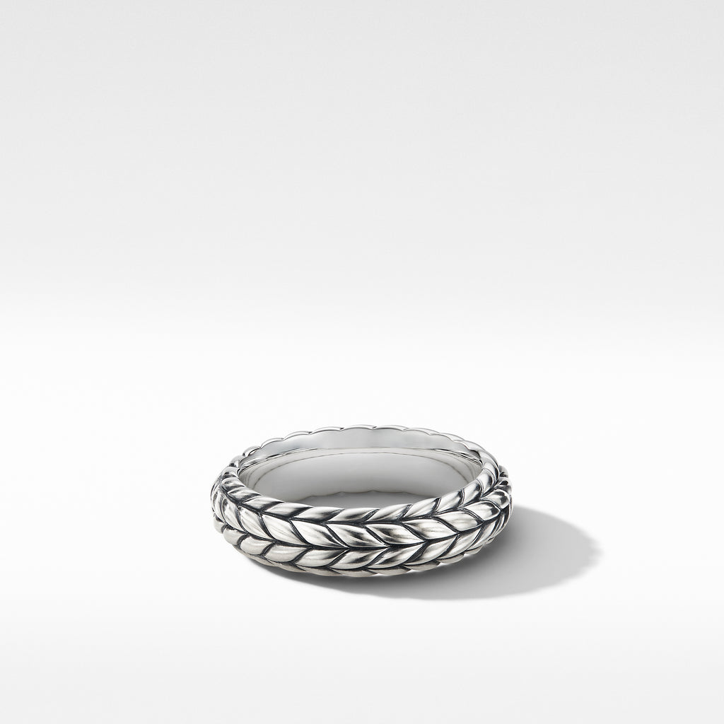 Chevron Band Ring