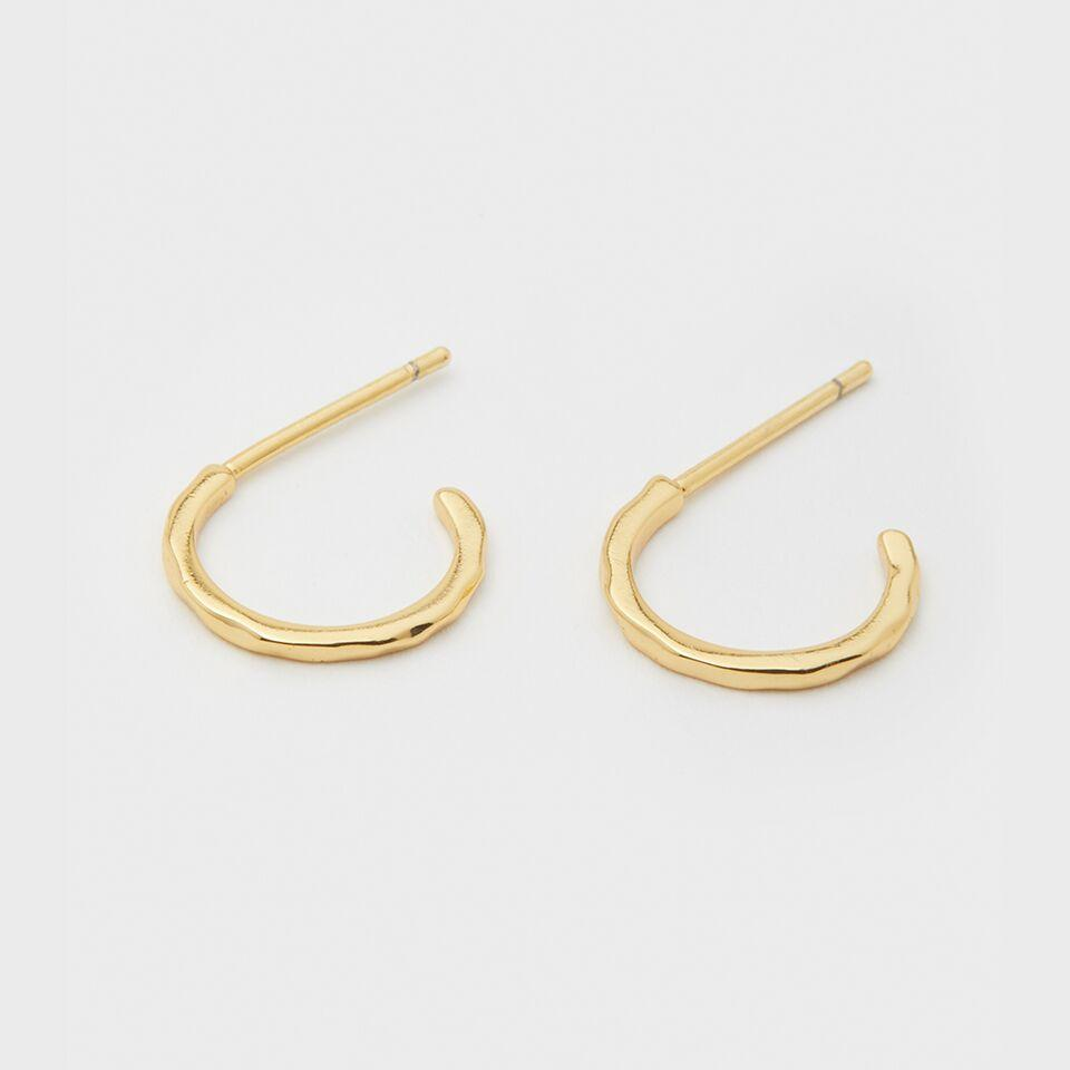 Taner Mini Hoops, Gold