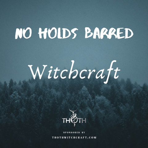 no holds barred witchcraft podcast