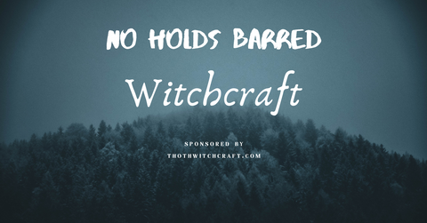 No Hold Barred Witchcraft