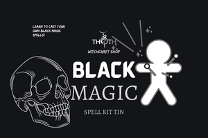 Black Magic Spell Kit