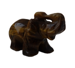 Brown Jade Elephant