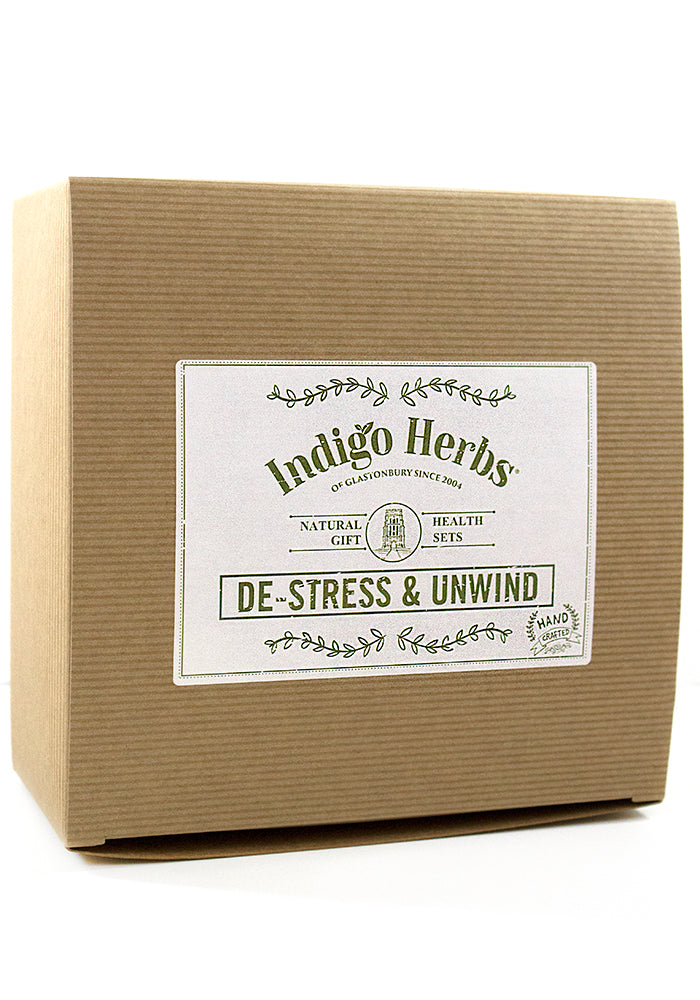 De-Stress & Unwind Well-being Gift Set