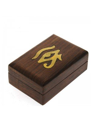 Eye of Horus Pill Box