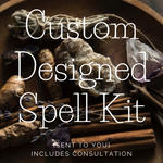Custom Designed Spell Kit