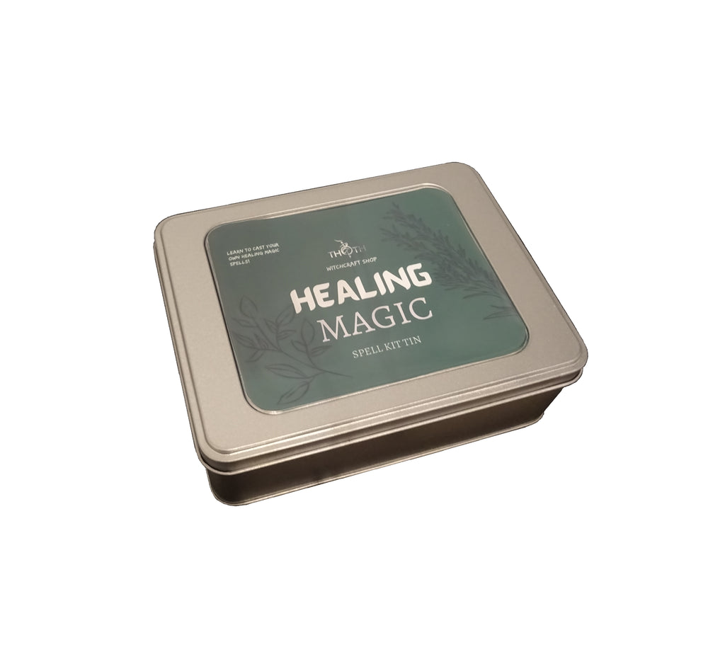 Healing Magic Spell Kit