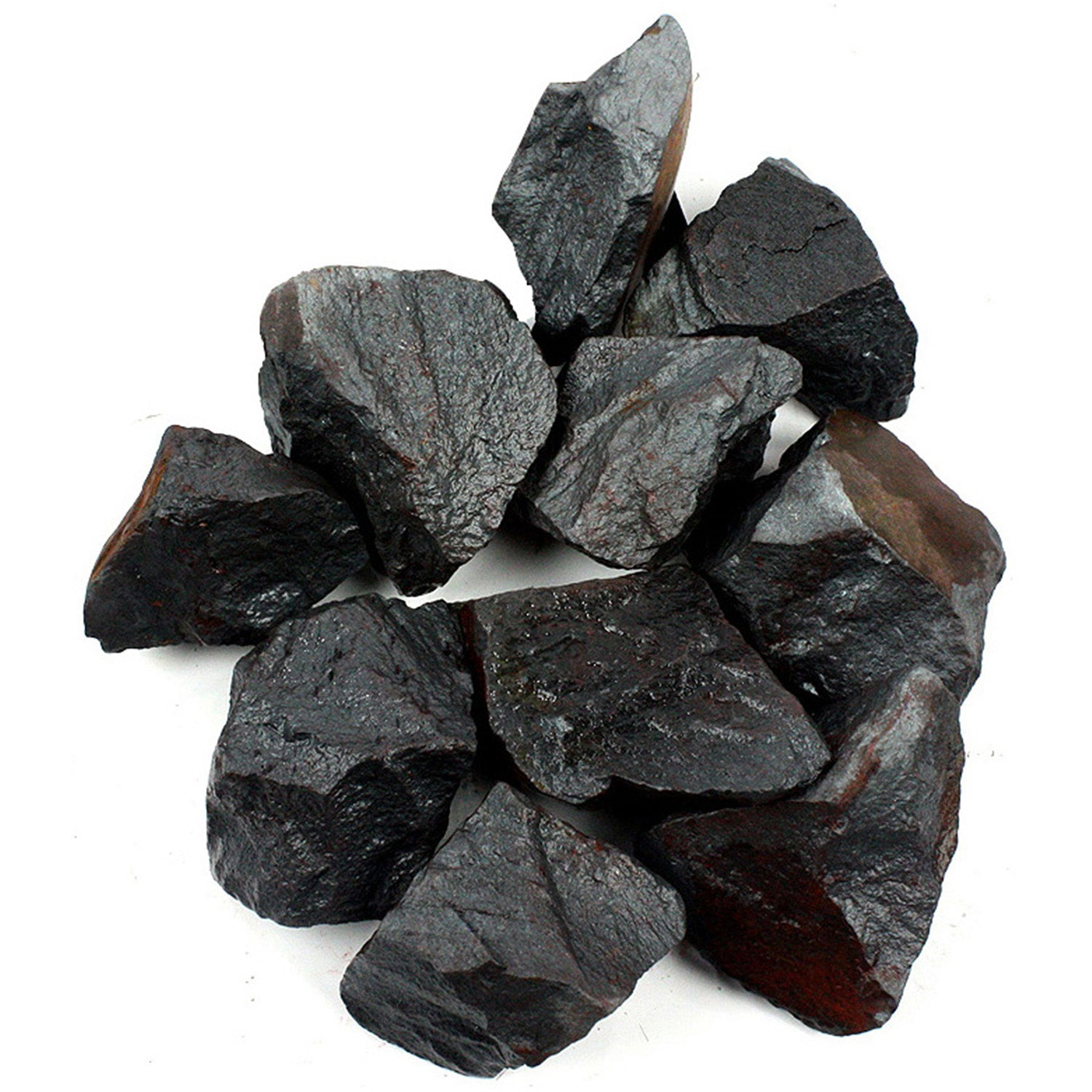 Hematite (Rough cut)