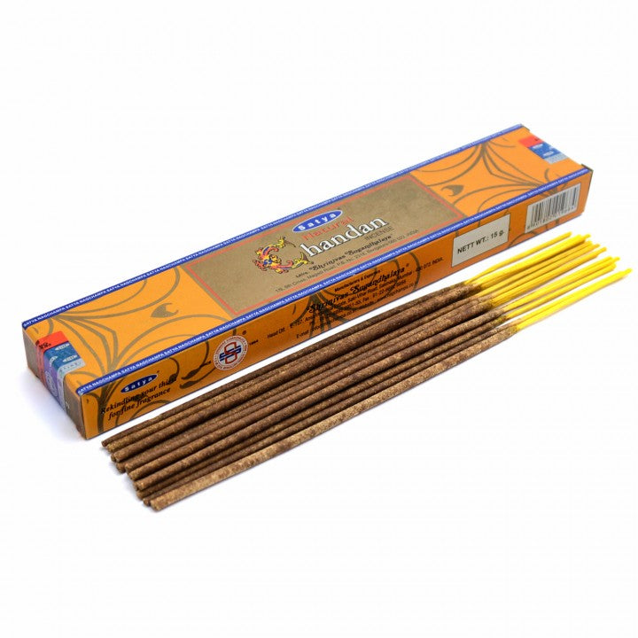 Chandan Incense Sticks (Satya)
