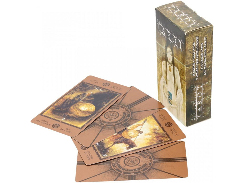 The Labyrinth Tarot Deck