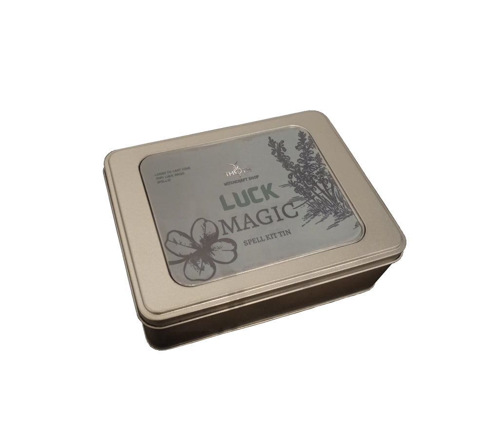 Luck Magic Spell Kit