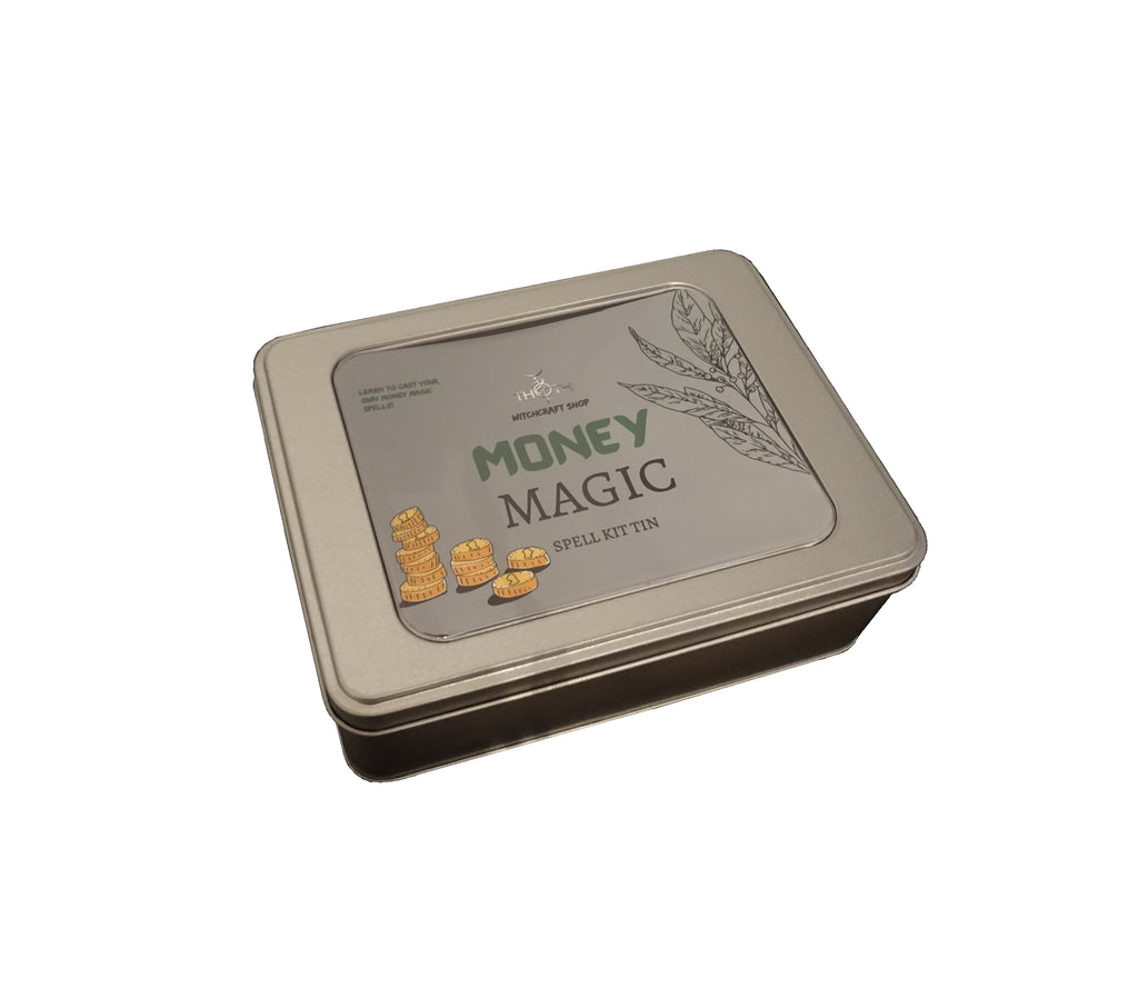Money Magic Spell Kit