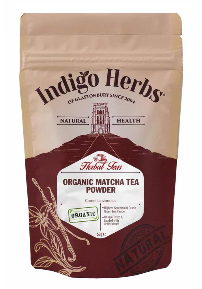 Oraganic Matcha Tea Powder 50g