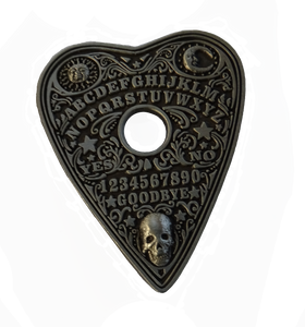 Ouija Pin Badge