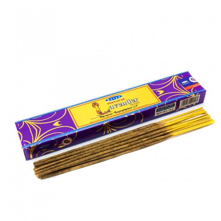Lavender Incense Sticks (Satya)