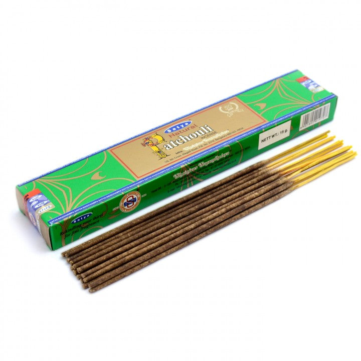 Patchouli Incense Sticks (Satya)