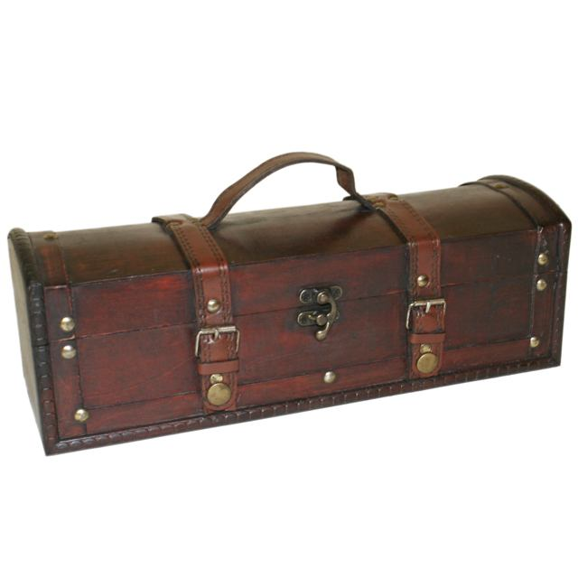 Long treasure chest