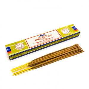 Tree of Life Incense Sticks (Satya)