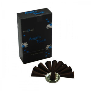 Angel's Touch Incense Cones (Stamford Black)