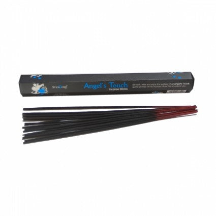 Angel's Touch Incense Sticks (Stamford Black)