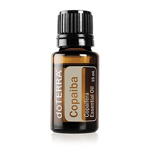 Copaiba Essential Oil 15ml Copaifera reticulata, officinalis, coriacea,  and langsdorffii