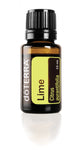 Lime Essential Oil 15ml Citrus aurantifolia