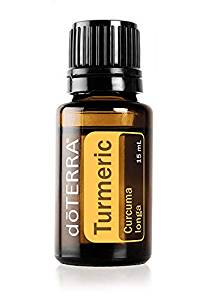 Turmeric Essential Oil 15ml Curcuma longa