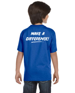 Make a Difference Tee