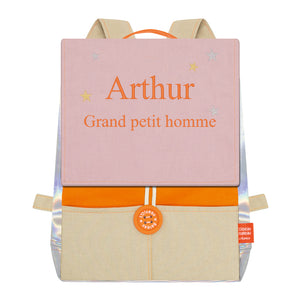 SAC À PHRASE ORANGE/GRENADINE
