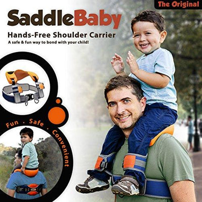 PARENT SHOULDER SADDLE