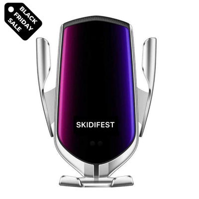 SKIDIFEST Wireless Car Charger