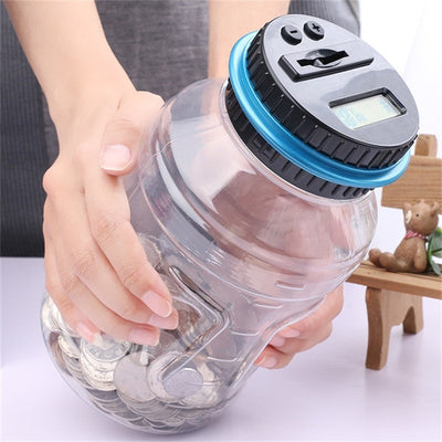 Digital Coin Bank,Money Saving Jar