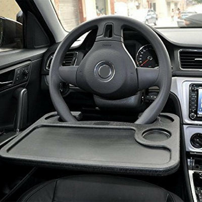 Car Laptop/Eating Steering Wheel Desk