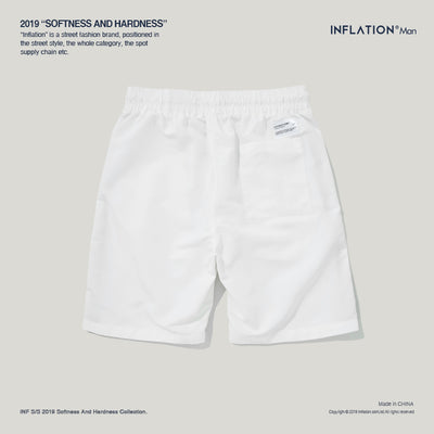 INFLATION High Track Shorts