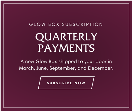 Glowbox Subscription Quarterly - Glow Box Canada