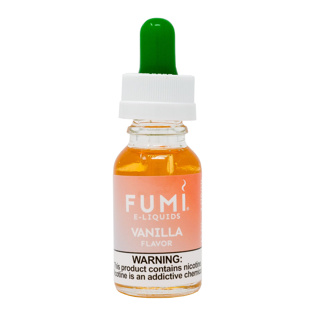Fumi Vanilla By Fumizer E-Juice - E-Liquid - Vape Juice